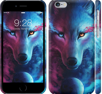 "Чехол на iPhone 8 Арт-волк ""3999c-1031-328"""