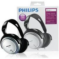 Навушники накладні провідні без мікрофона Philips SHP2500/10 Gray (SHP2500/10)