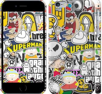 "Чехол на iPhone 8 Popular logos ""4023c-1031-328"""