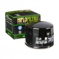 HIFLO МАСЛЯНЫЙ ФИЛЬТР HF 552 MOTO GUССI (50) (HF552)