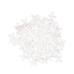 Набор дистанционных крестиков для плитки INTERTOOL HT-0354