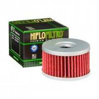 HIFLO МАСЛЯНЫЙ ФИЛЬТР HF 137 SUZUKI DR 600/650/750/800 (50) (HF137)