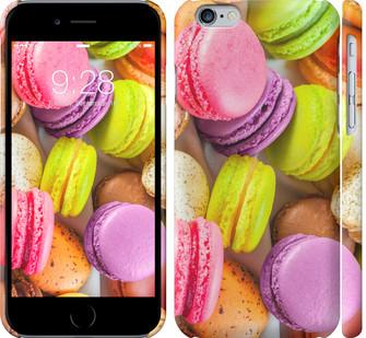 """Чехол на iPhone 8 Макаруны """"2995c-1031-328"""""""