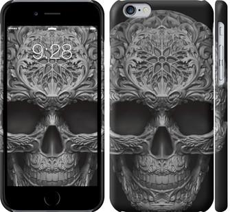"Чехол на iPhone 8 skull-ornament ""4101c-1031-328"""