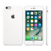 ✅Чехол Apple Silicone Case White (MKY12) для iPhone 6 / 6S, фото 1