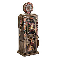 Часы настольные Бензоколонка Veronese 29 см 77285A4