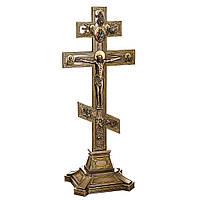 Статуэтка  Veronese Крест с распятием 54 см 77403A4
