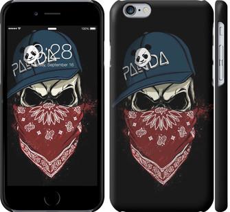 "Чехол на iPhone 8 Череп в кепке ""4127c-1031-328"""