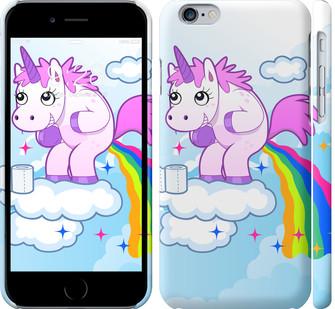 "Чехол на iPhone 8 Единорожка ""3796c-1031-328"""