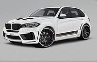Тюнинг BMW X5 F15 обвес Lumma CLR, фото 1