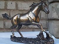 Статуэтка Veronese Конь Жеребец 20 х 33 см 76005