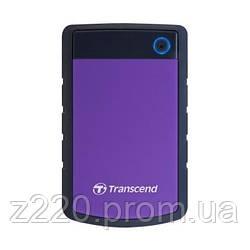 "Внешний жесткий диск 2.5&"" 2TB Transcend (TS2TSJ25H3P)"