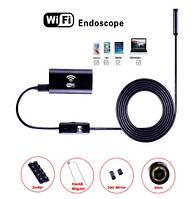 ORIGINAL Мини-камера Эндоскоп WiFi (длина 3.5 m) - жесткий кабель
