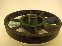 Шкив бетономешалки 15х162 мм