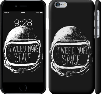 "Чехол на iPhone 8 I need more space ""2877c-1031-328"""