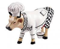 Статуэтка Cow Parade Корова Повар 16х5х11см