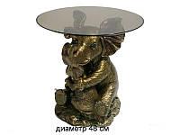 Декоративная Подставка Lefard Слон 48 см 118-337