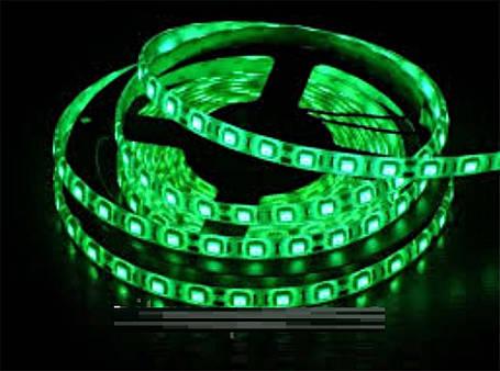 Светодиодная лента LED 5630 Green, фото 2
