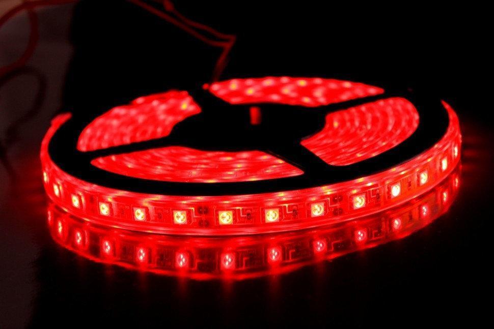 Светодиодная лента LED 5630 Red