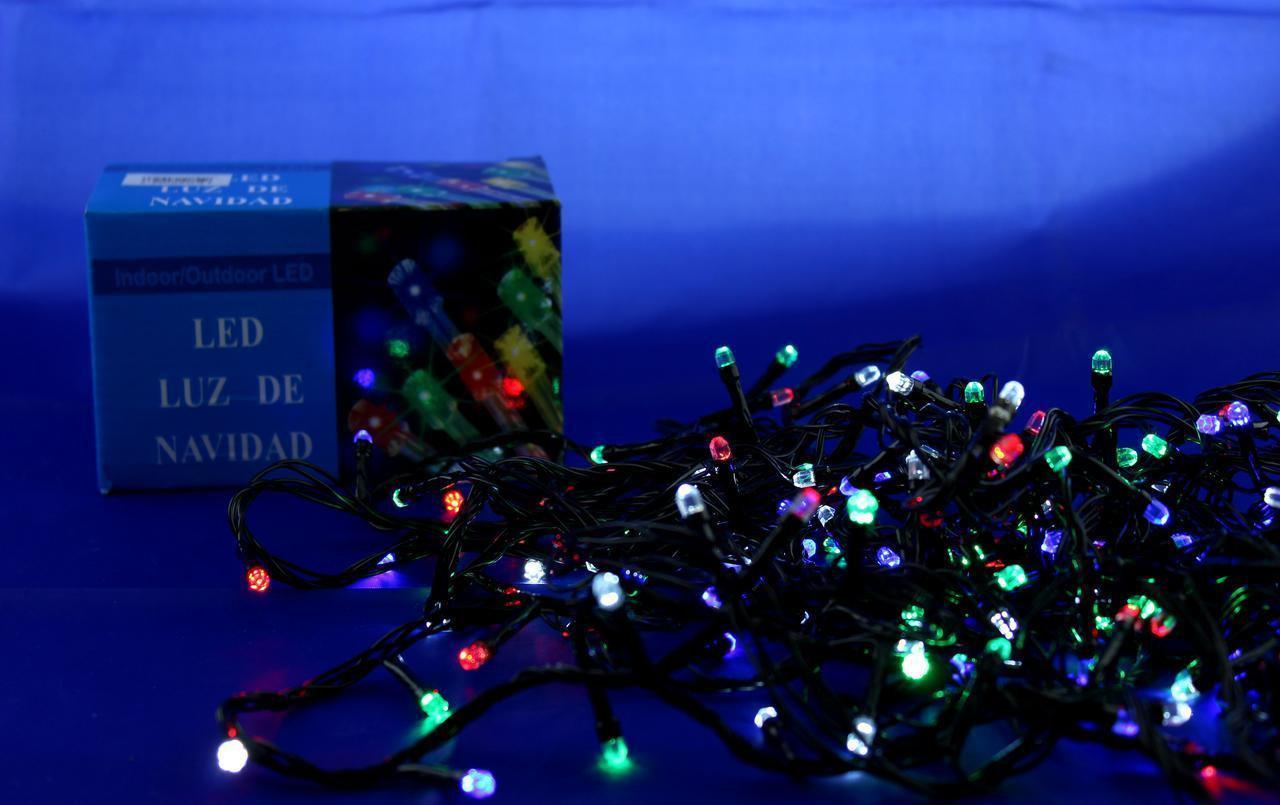 Гирлянда Xmas LED 100 M-7 Мультицветная