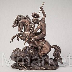 Статуэтка Veronese Георгий Победоносец 32 см 75180