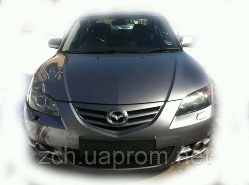 Салон Mazda 3 sedan