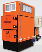 Генератор горячего воздуха на щепе GSA 130 kW