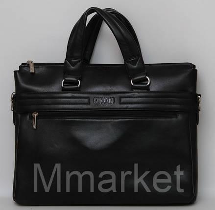 Чоловіча, мужская сумка из искусственной кожи Gorangd, фото 2