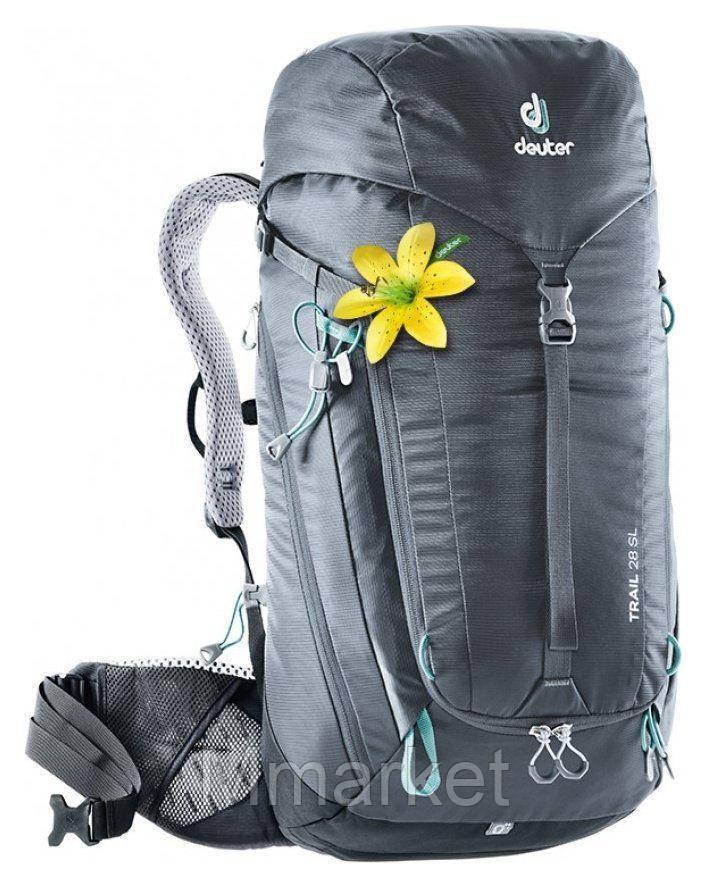 Рюкзак Deuter Trail 28 SL (Графитово-чёрный graphite-black)