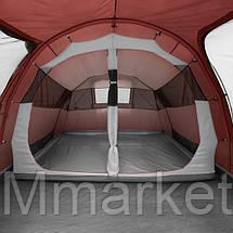 Палатка Ferrino Meteora 5 Brick Red, фото 2