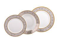 Набор тарелок Japan sakura Бархат 18 предметов 440-041-2