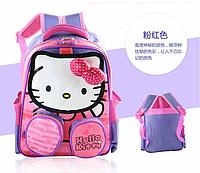 Рюкзак детский Hello Kitty в ассортименте 5 видов 4 цвета