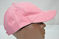 Кепка розовая 54 рзм.(Д)