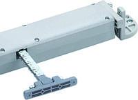 Доводчик вікон. Привід ланцюгової для вікон, фрамужный механізм Aprimatic, віконна автоматика для димовидалення