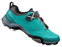 Обувь Shimano SH-MT5WG женская (Голубой, 37)