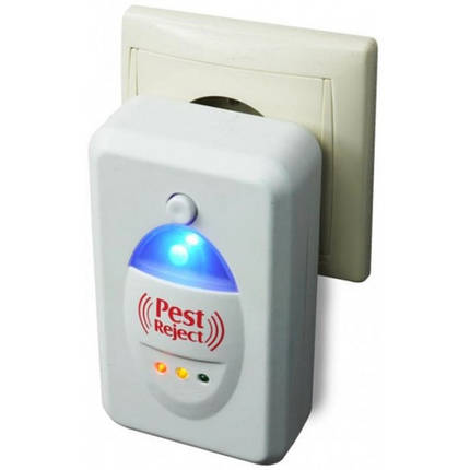 Электромагнитный отпугиватель грызунов и насекомых Pest Reject, фото 2