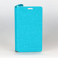 Чехол-книжка Blue Leather для Lenovo A536, фото 1