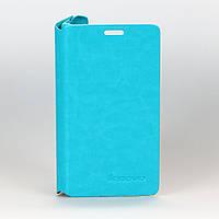 Чехол-книжка Blue Leather для Lenovo A536