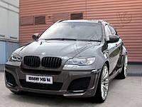 Аэродинамический комплект обвеса BMW X6