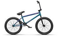 Велосипед Radio BMX VALAC 20.75 cyan/purple fade 2019