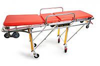 Каталка для автомобилей скорой медицинской помощи YDC-3A Праймед со съемными носилками