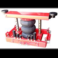 СНЯТО Траверса пневматическая ножничная усиленная 4,2 т AIRKRAFT (TPU-420) TPNU-420