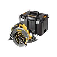 Пила дисковая аккумуляторная DeWALT, 54 В, XR FLEXVOLT, Li-lon, вес: 3,7 кг, чемодан., шт