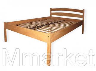 Кровать двухспальная Babygrai из бука 160х200