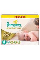 Подгузники Pampers Premium Care DRY MAX new Junior 5 (11-25кг.) MEGA PACK 88шт.