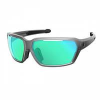 Спортивные очки SCOTT VECTOR  clear matt/blue blue chrome amplifier