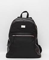 Стильный кожаный (кожа искусственная) женский рюкзак David Jones / Дэвид Джонс