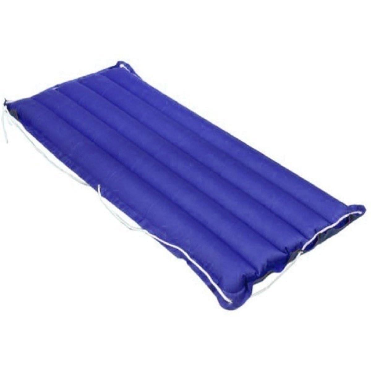 Пляжный надувной матрас - плот Intex 59196 Синий