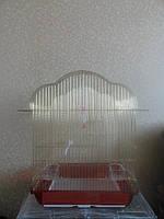 Клетка Волна для разных птиц.Размеры 47*36*28 см.
