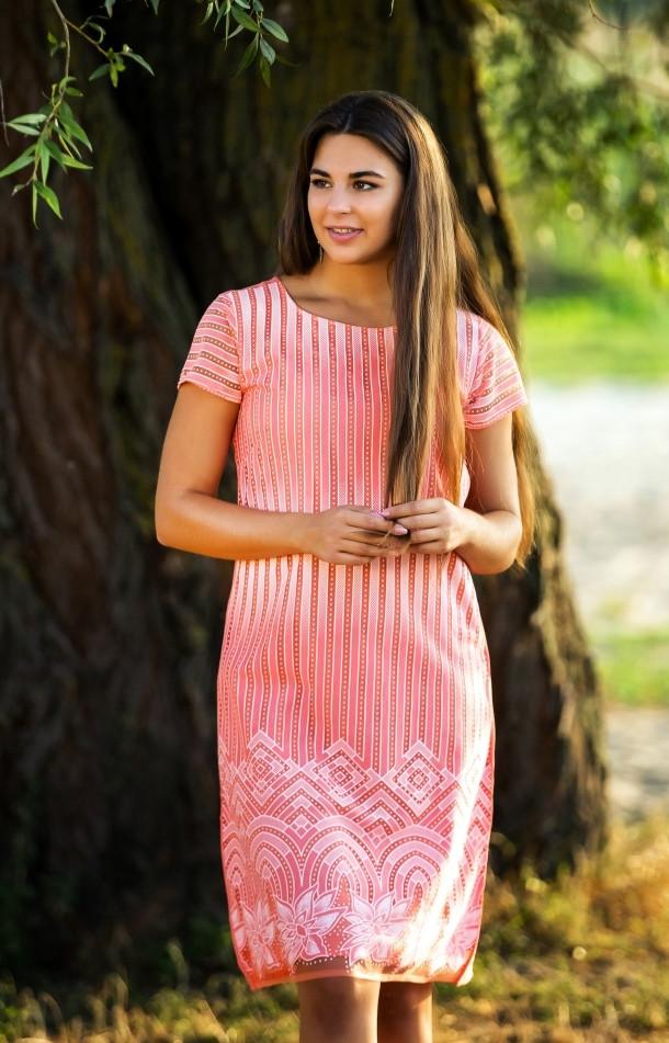 Красивое летнее платье Индия 19-8